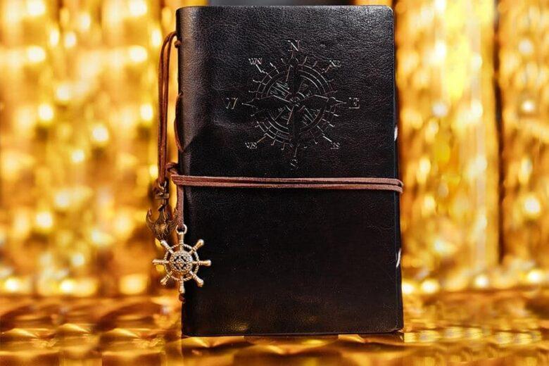 Кожаный дневник Eldorado