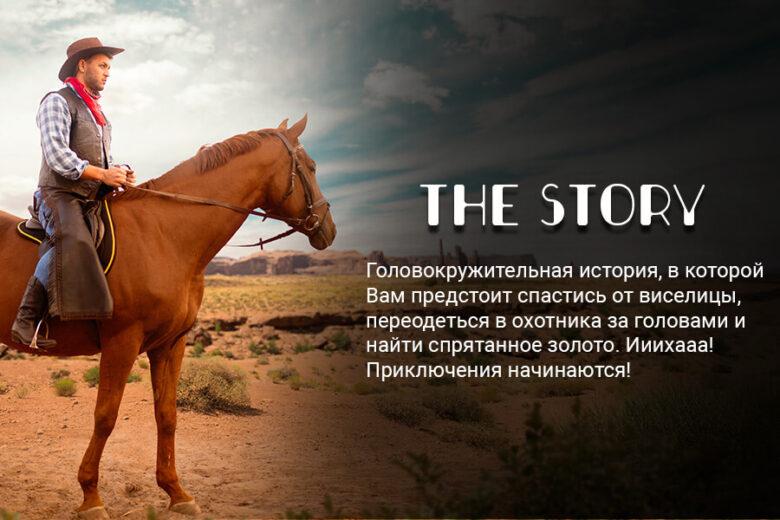 История печатного квеста Western